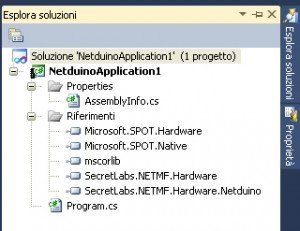 visual studio net micro framework