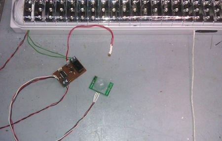 Usare un attiny85 per pilotare lampada led