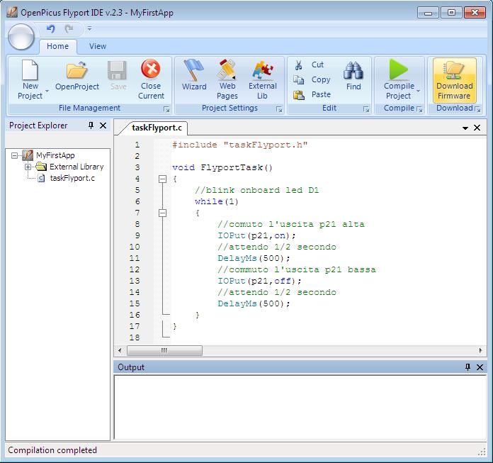 Editor codice