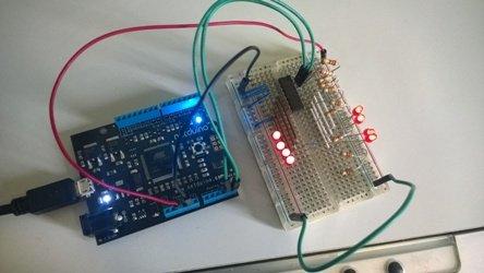 Netduino e PCF8574AP