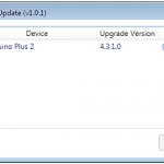 Aggiornare firmware netduino plus 2