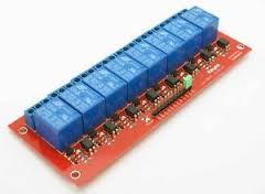 Scheda relè con Arduino UNO e webduino