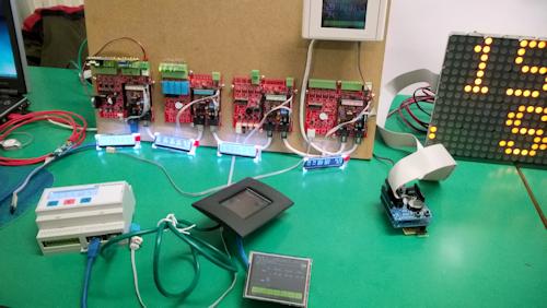 Arduino day 2015 in sardegna - Progetto casa domotica ...