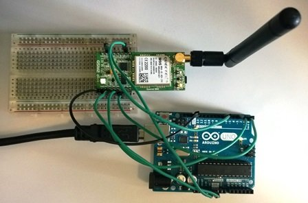 GS2Click arduino UNO gsm