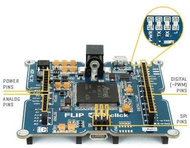 flip&click blue side