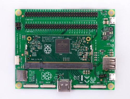 Compute Module 3 IO board