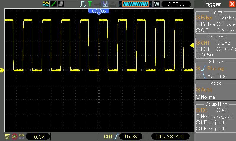 io speed test mkr1000
