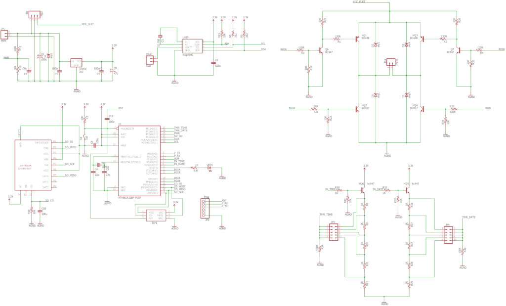 Schema Completo centralina micro irrigazione