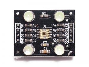 Sensore TCS230